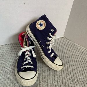 Converse All Stars Double Upper Double Tongue Shoe